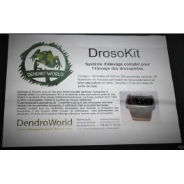 Drosofix kit 2,500 KG