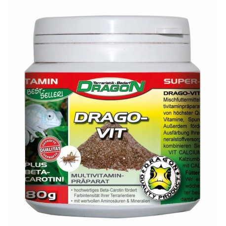 DRAGO-VIT Multivitamin + Beta Carotin 80g